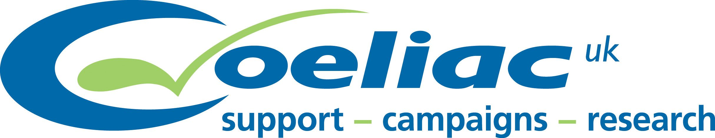 Coeliac UK – Growth Strategies - Logo